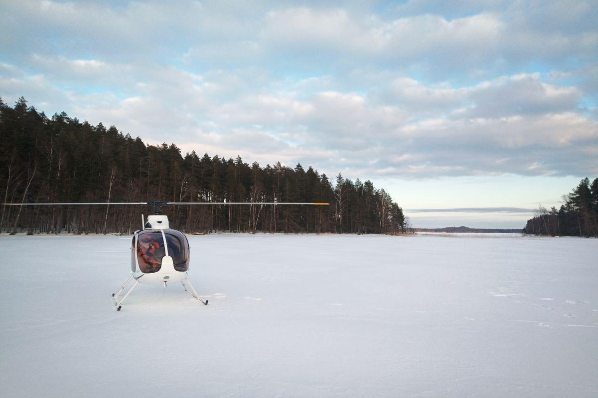 Alpi Aviation in Finland