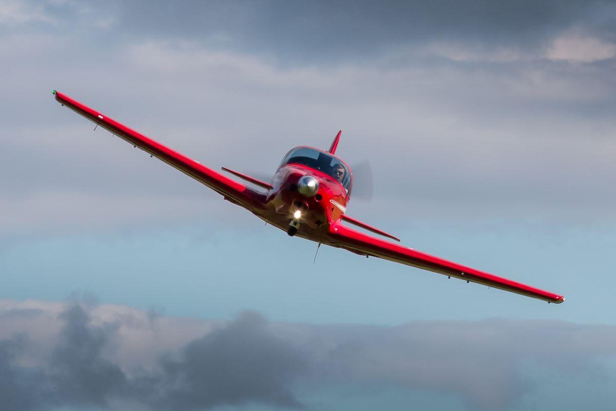 Alpi Aviation in UK