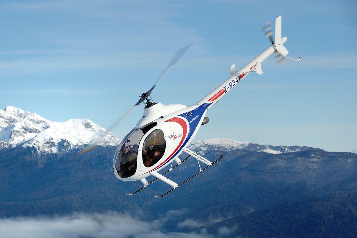 Alpi Aviation in Italy
