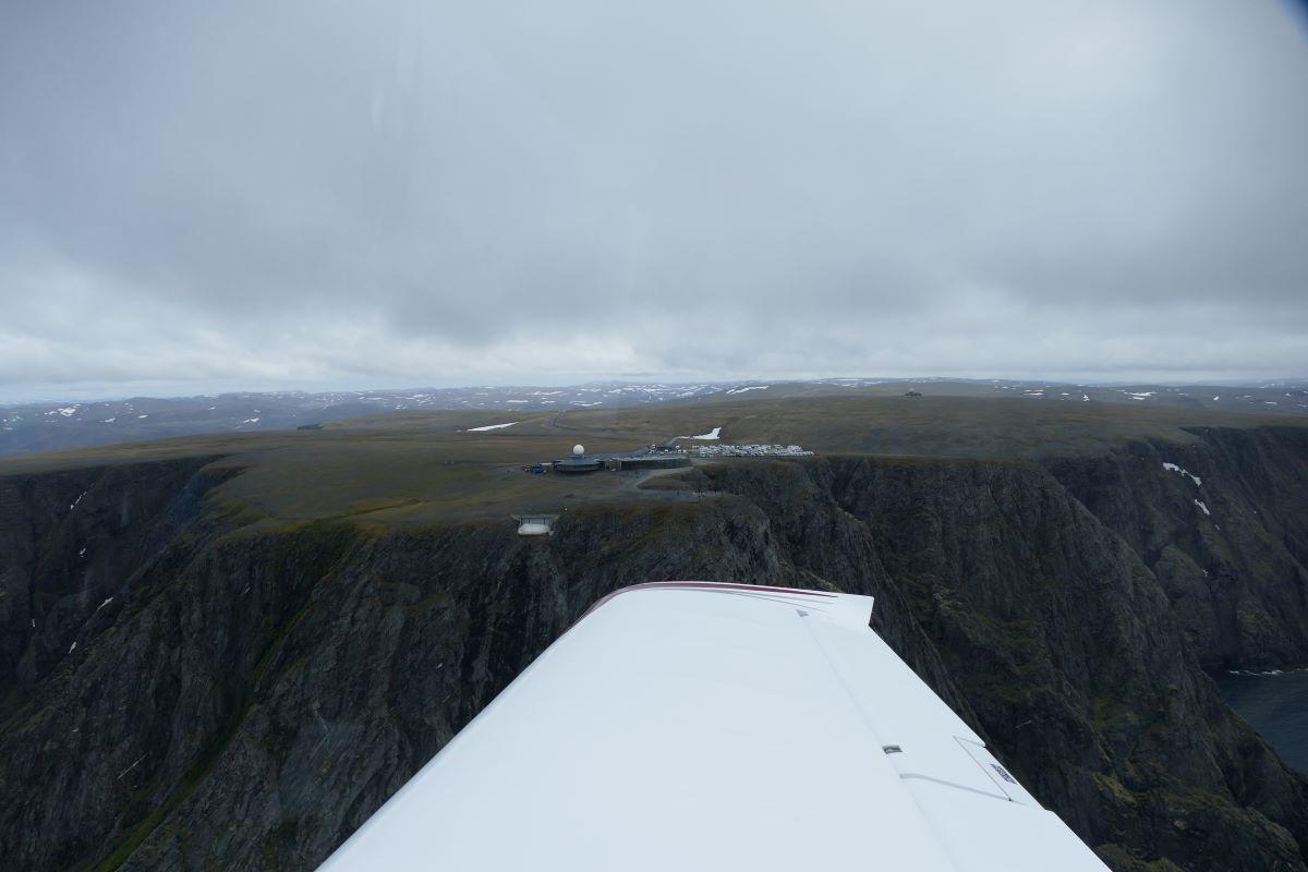Alpi Aviation in Norway