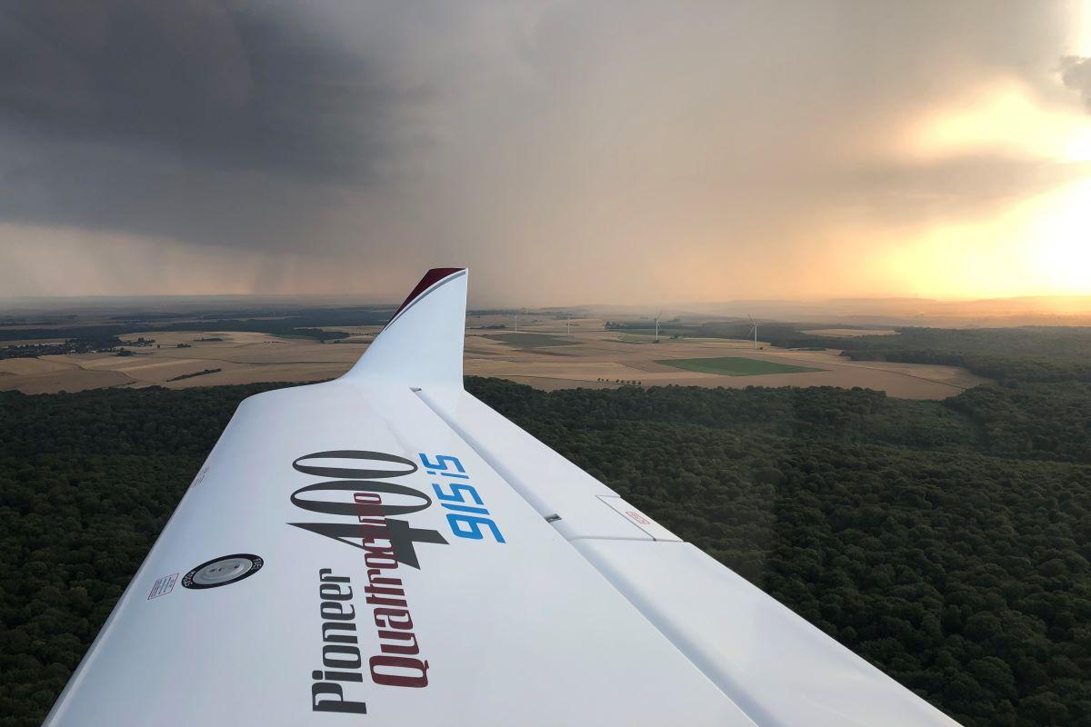 Alpi Aviation in France