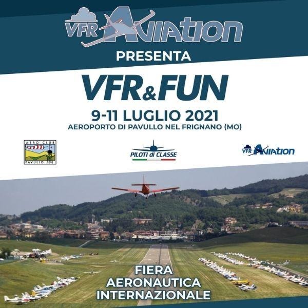 Evento VFR e Fun Pavullo